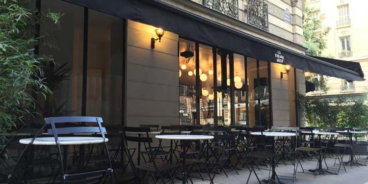 Le Trente Neuf Paris, Bar Paris Beaubourg #1