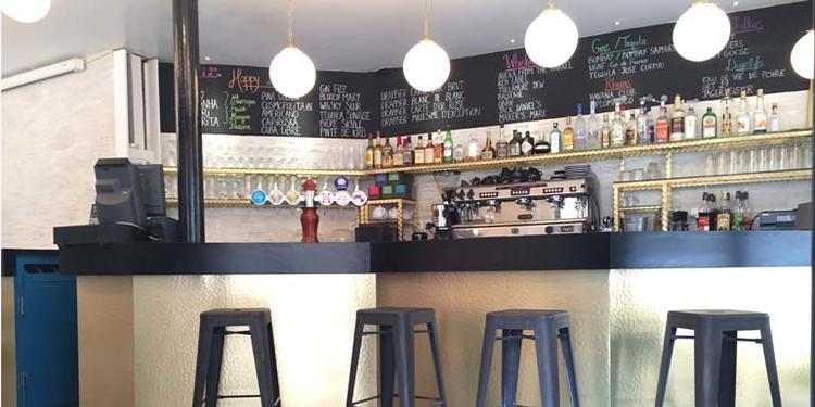 Le Trente Neuf Paris, Bar Paris Beaubourg #2