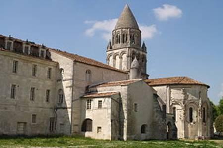 Abbaye Aux Dames, Salle de location Saintes  #0