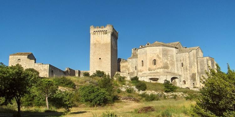 Abbaye De Montmajour, Salle de location Arles  #0