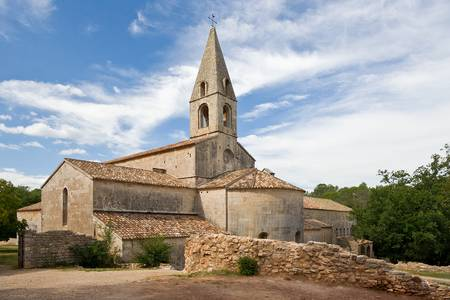 Abbaye De Thoronet, Salle de location Le Thoronet  #0