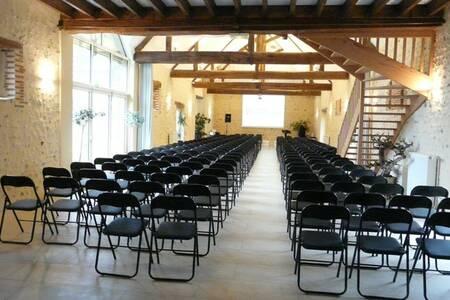 Allee De Marolles, Salle de location Rouvray-Saint-Florentin  #0