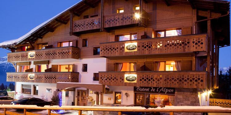Alpen Valley, Salle de location Combloux  #0
