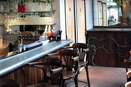 Le Sainte Marthe (fermé), Bar Paris Belleville #0