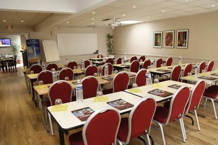 Appart'Hotel Odalys Les Floridianes, Salle de location Aix-en-Provence  #0