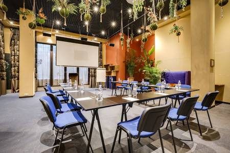 Le Salon Cuzco, Salle de location Paris République #0