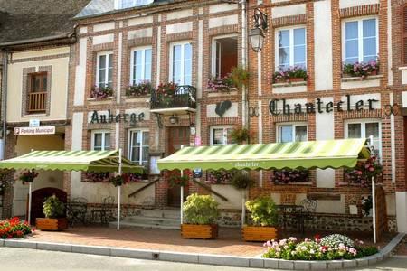 Auberge Chanteclerc, Restaurant Bourth  #0