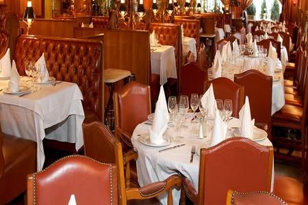 Auberge Dab, Restaurant Paris Porte Maillot #0