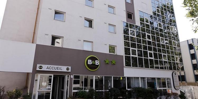 B&B Hôtel Lyon Centre Monplaisir, Salle de location Lyon  #0