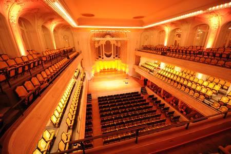 La Salle Gaveau, Salle de location Paris Champs Elysées #0