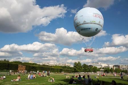 Ballon De Paris, Salle de location Paris Javel  #0