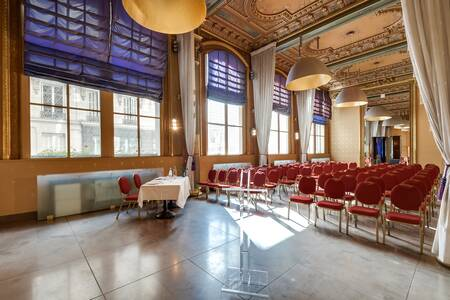 Normandy Hotel : Il Palazzo, Salle de location Paris Louvre - Palais Royal #0