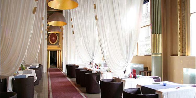 Normandy Hotel (Les salons), Salle de location Paris Louvre - Palais Royal #1
