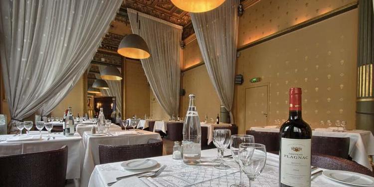 Normandy Hotel (Les salons), Salle de location Paris Louvre - Palais Royal #2