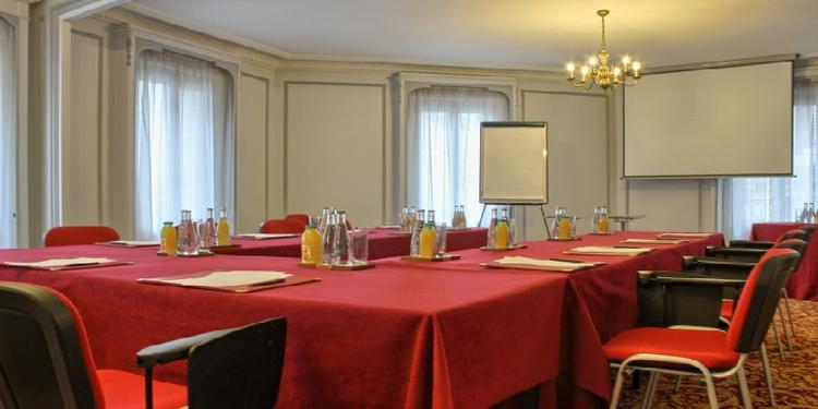 Normandy Hotel (Les salons), Salle de location Paris Louvre - Palais Royal #3