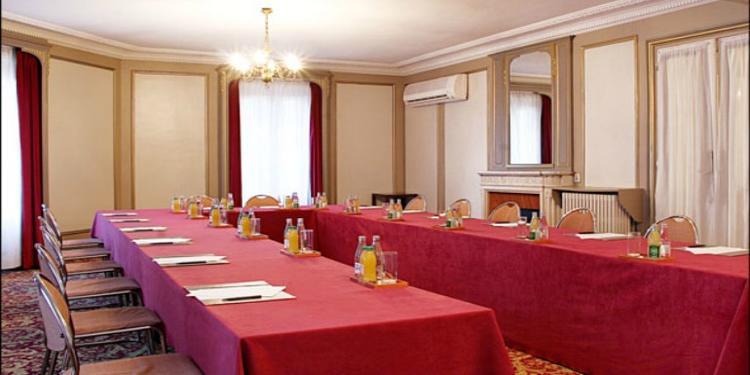 Normandy Hotel (Les salons), Salle de location Paris Louvre - Palais Royal #4
