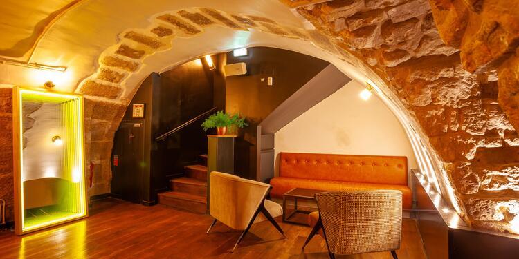 Jtépadi (ex Point Zéro), Bar Paris Bourse #0