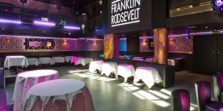 Le Pavillon Franklin Roosevelt, Salle de location Paris Champs Elysées #3