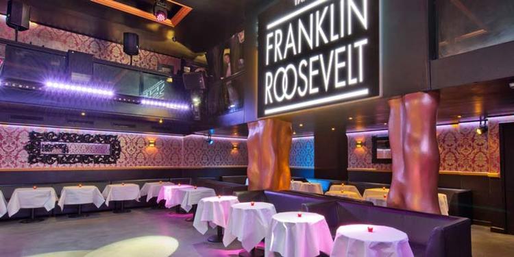 Le Pavillon Franklin Roosevelt, Salle de location Paris Champs Elysées #7
