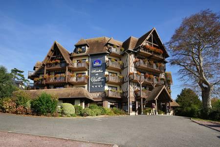 Best Western Hostellerie Du Vallon, Salle de location Trouville-sur-Mer  #0