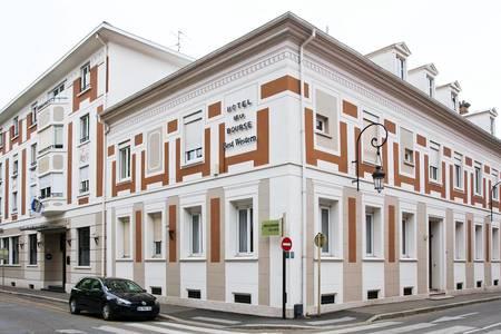 Best Western Hôtel De La Bourse, Salle de location Mulhouse  #0
