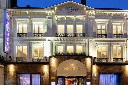 Best Western Hôtel De La Poste, Salle de location Troyes  #0