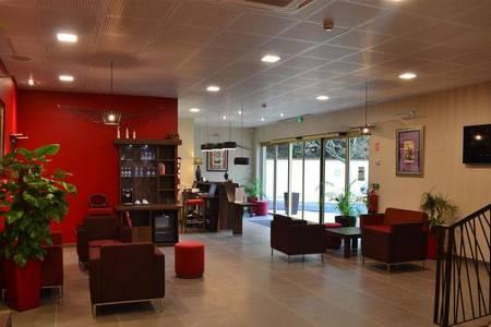 Best Western Hôtel Des Barolles Lyon Sud, Salle de location Brignais  #0