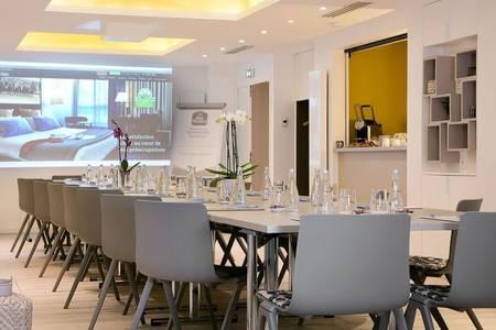 Best Western Plus Hotel Du Parc, Salle de location Chantilly  #0