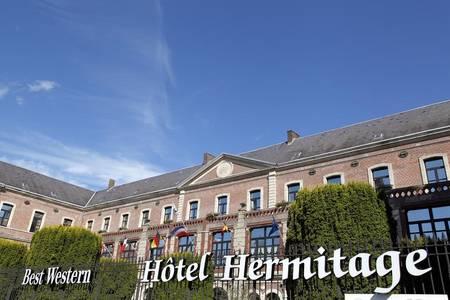 Best Western Hôtel Hermitage, Salle de location Montreuil  #0