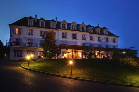 Best Western Hôtel Ile De France, Salle de location Château-Thierry  #0