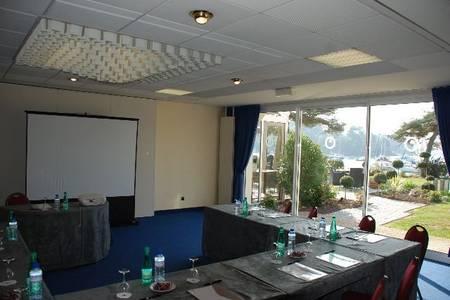 Best Western Hotel Le Roof, Salle de location Vannes  #0