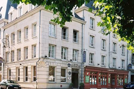 Best Western Hotel Les Beaux Arts, Salle de location Compiègne  #0