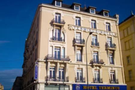 Best Western Hôtel Terminus Grenoble, Salle de location Grenoble  #0
