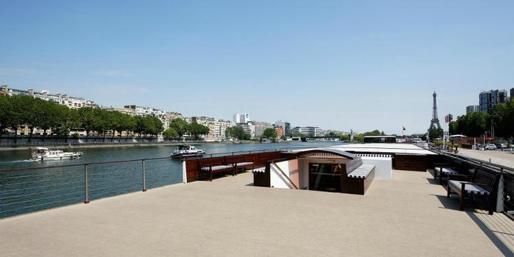Le River Palace, Salle de location Paris Javel #0
