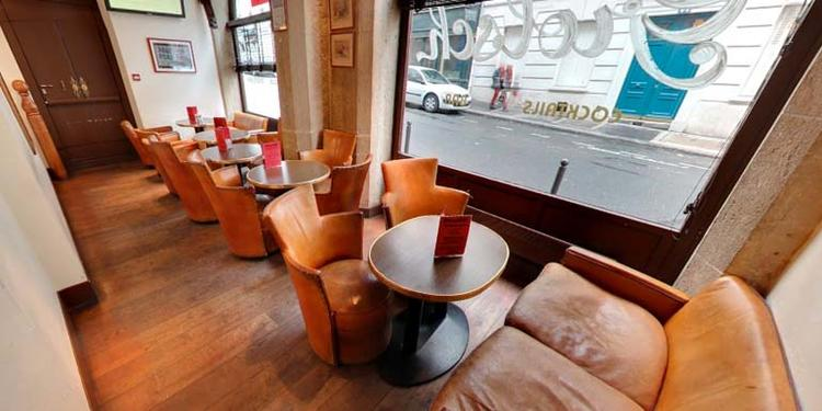Le PlayOff Saint Georges (FERMÉ), Bar Paris Saint Georges #0