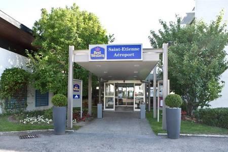 Best Western Saint-Etienne Aéroport, Salle de location Andrézieux-Bouthéon  #0