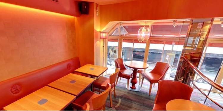 Le Sofa, Bar Paris Galerie Lafayette #2