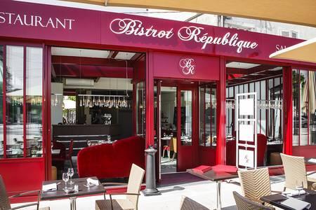 Bistrot Republique, Restaurant Dijon  #0