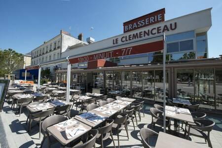 Brasserie Le Clemenceau, Salle de location La Roche-sur-Yon  #0