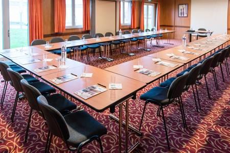 Brit Hotel Brest Le Relecq-Kerhuon, Salle de location Le Relecq-Kerhuon  #0