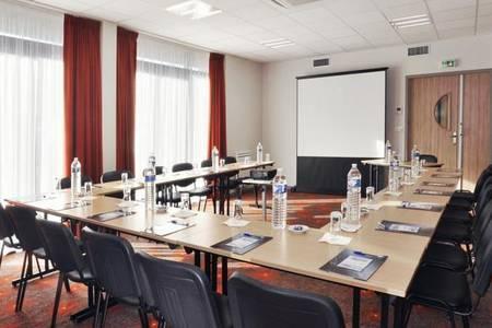 Brit Hotel Rennes St Gregoire - Le Villeneuve, Salle de location Saint-Grégoire  #0