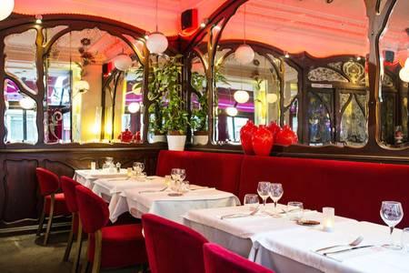 Café Barjot, Restaurant Paris Quinze-Vingts #0