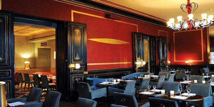 Cafe Marly, Restaurant Paris Palais-Royal #0