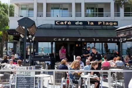 Café Plage, Restaurant Arcachon  #0