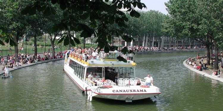 Canauxrama, Salle de location Paris  #0
