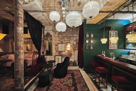 Le REHAB - Bar du Normandy Hotel, Bar Paris Louvre - Palais Royal #0
