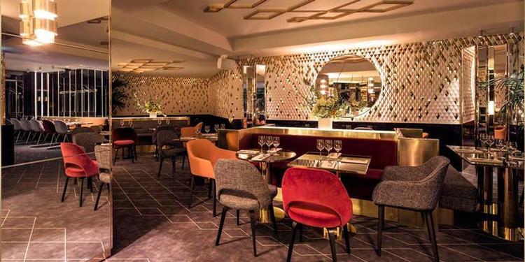 Le Yeeels (Restaurant), Restaurant Paris Champs-Elysées #3