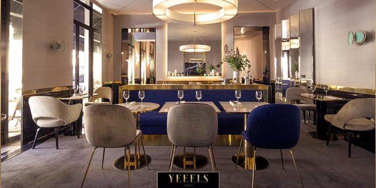 Le Yeeels (Restaurant), Restaurant Paris Champs-Elysées #7