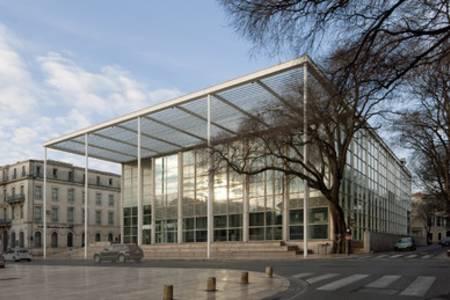 Carré D'Art - Musée D'Art Contemporain De Nîmes, Salle de location Nîmes  #0