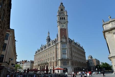 Cci Grand Lille Nord De France, Salle de location Lille  #0